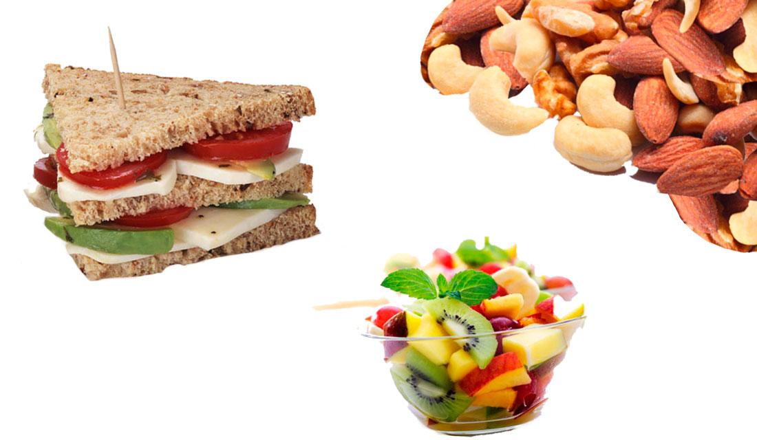 Los mejores tentempiés para perder peso.Recuerda que la mejor opción es centros Beltrán 96 348 78 20