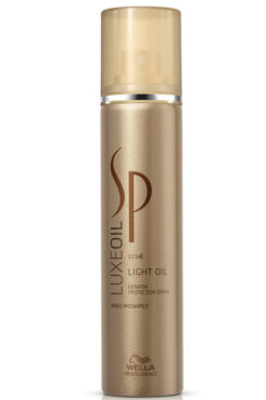 Brillo Light Oil Keratin Protect Luxe Oil de Wella SP