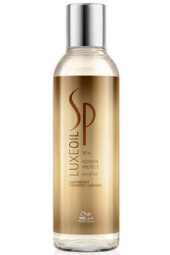 Champú Luxe Oil de Wella SP