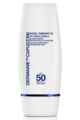Protector solar SPF 50 UV Urban Shield Excel Therapy O2 de Germaine de Capuccini