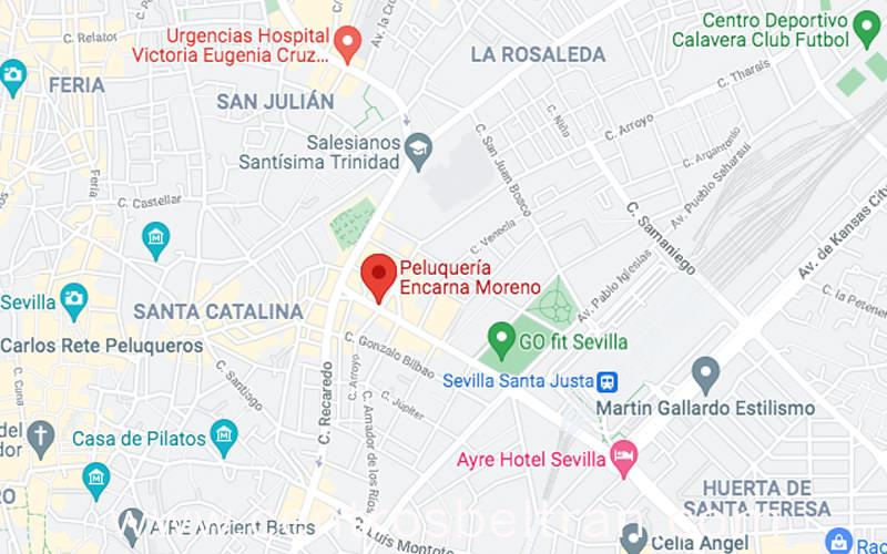 Prótesis capilares y pelucas en Sevilla